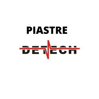 PIASTRE DETECH